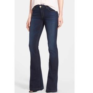 NWT Kut from the Kloth Chrissy Stretch Flare Jeans
